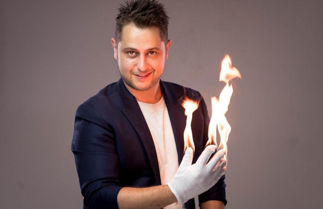 Magician Adelaide