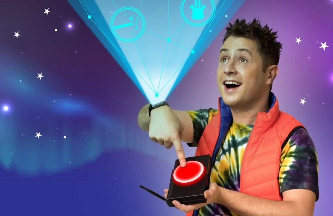 Magic Show For Kids Birthday